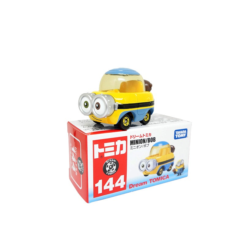144 Minions Bob Dream Tomica Takara Tomy Toy Car Vehicles Despicable Me