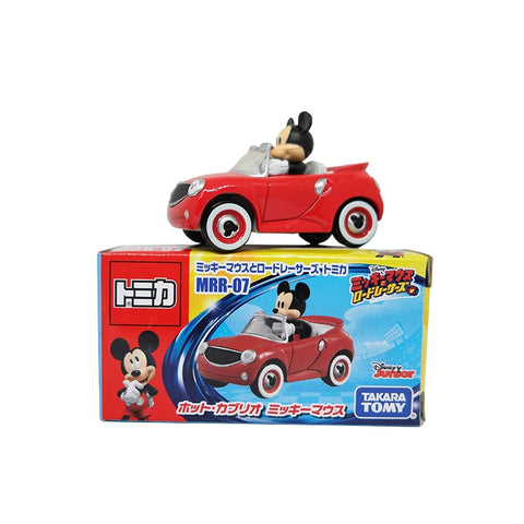 Takara Tomy Tomica MRR-7 Mickey & Road Racers Hot Cabrio Mickey Mouse
