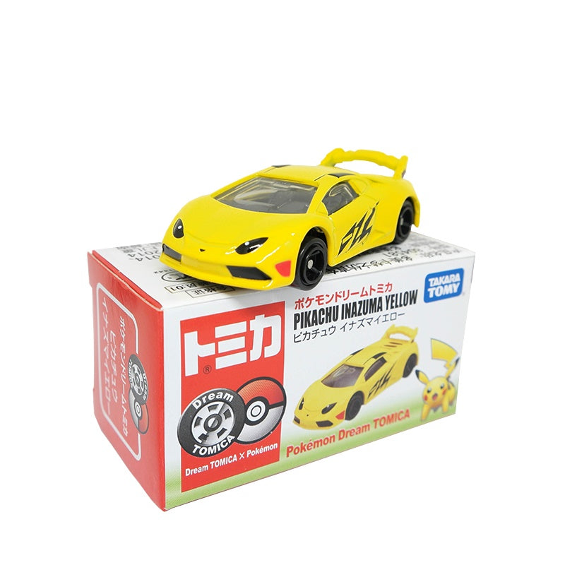 Takara Tomy Dream Tomica Pokemon Pikachu Mobile Car