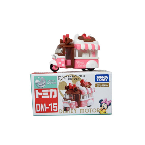 Takara Tomy Tomica Disney  Motors Dobe Minnie Mouse