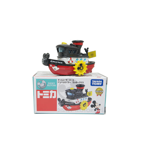 Takara Tomy Tomica Disney Motors Dream Sailor Mickey Mouse