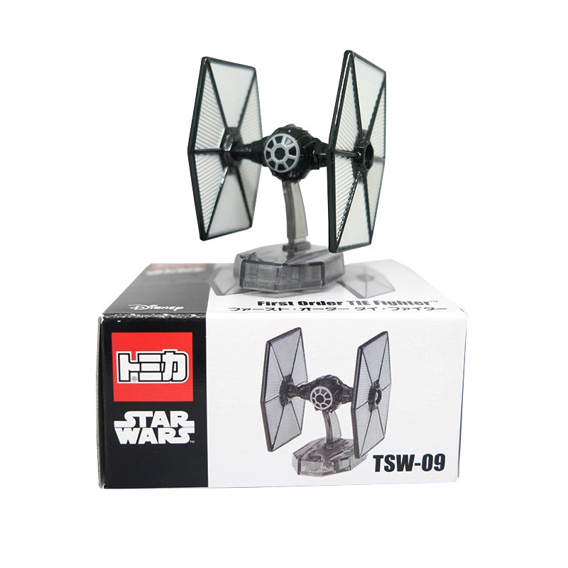 Takara Tomy Tomica Tsw-09 Star Wars First Order Tie Fighter
