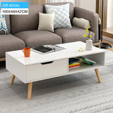 Simple Modern Coffee Table(3 Colors)