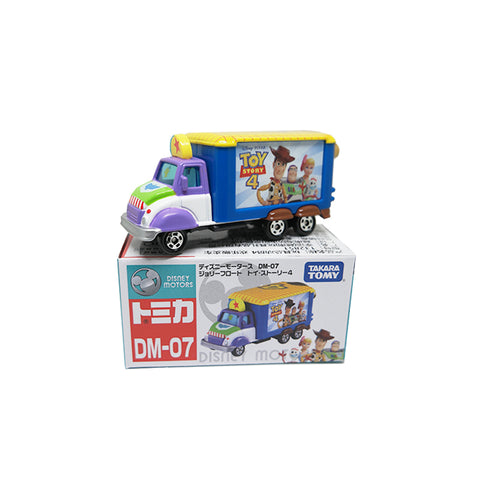 Takara Tomy Tomica Disney Motors DM-07 Jolly Float Toy Story 4