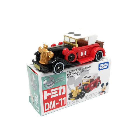 Takara Tomy Tomica Disney DM-11 Dream Star Classic Mickey Mouse Diecast Toy Car