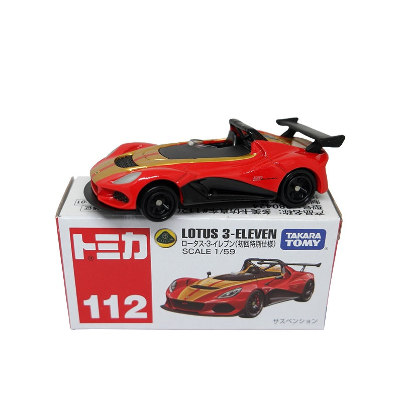 Takara Tomy Tomica No.112 Lotus 3 Eleven (First Edition)