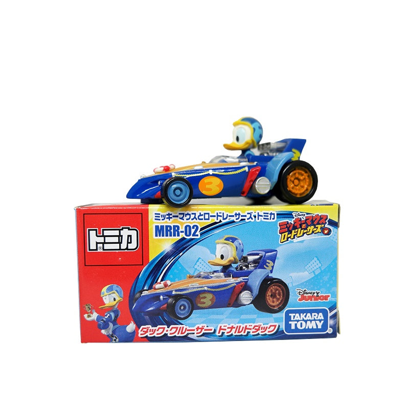 Takara Tomy Tomica MRR-2 Mickey & Road Racers Duck Cruiser Donald Duck