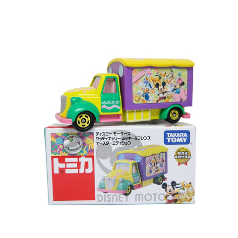 Takara Tomy Tomica Disney Motors Goody Carry Mickey & Friends Easter Edition