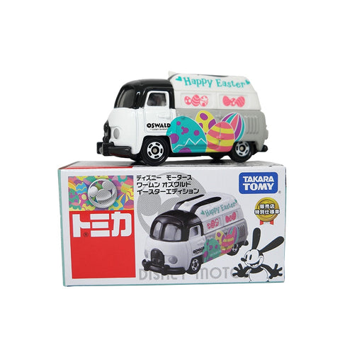 Takara Tomy Tomica Disney Motors Wormn Oswald Easter Version