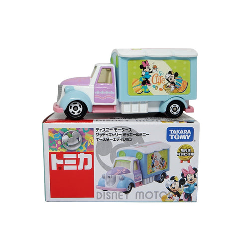 Takara Tomy Tomica Disney Motors Goody Carry Mickey & Minnie Easter Edition