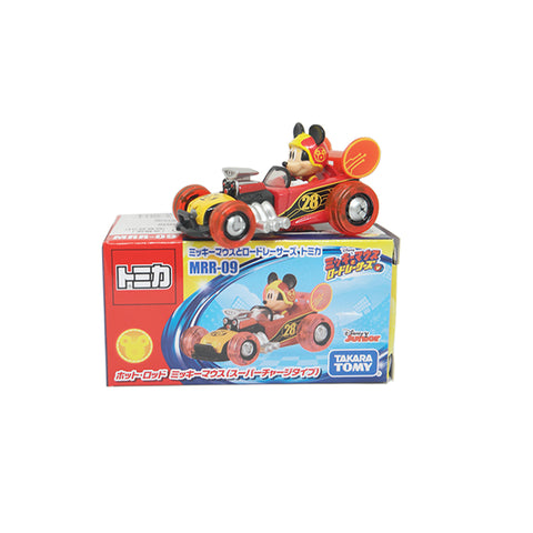 Takara Tomy Tomica MRR-09 Hot Rod Mickey Mouse
