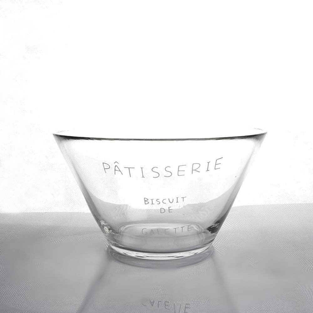 Patisserie Transparent Bowl
