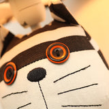 Gabby Black Stripes Cat Lamp