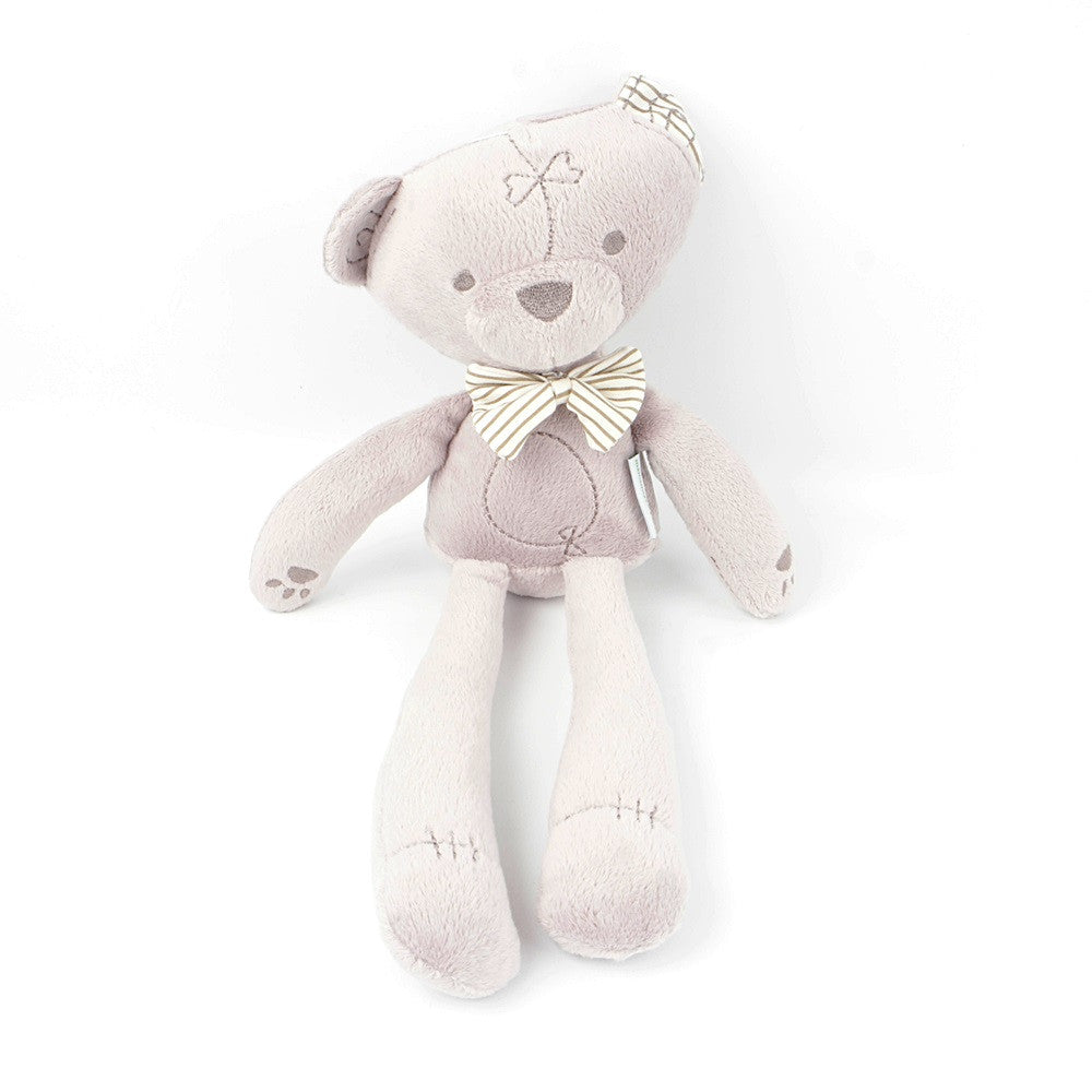 Bear with Bow Tie Plush Toy