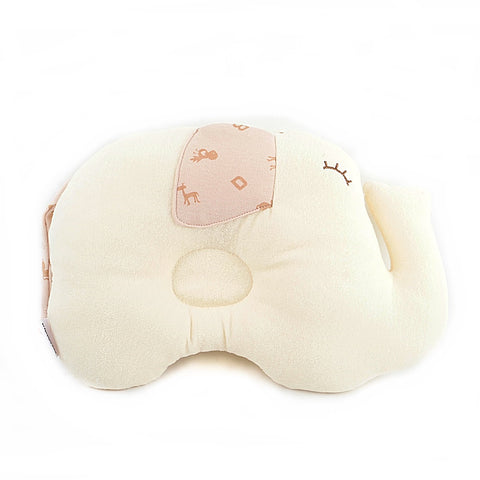 Sozzy Organic Elephant Infant/Baby Pillow (0-3 years)