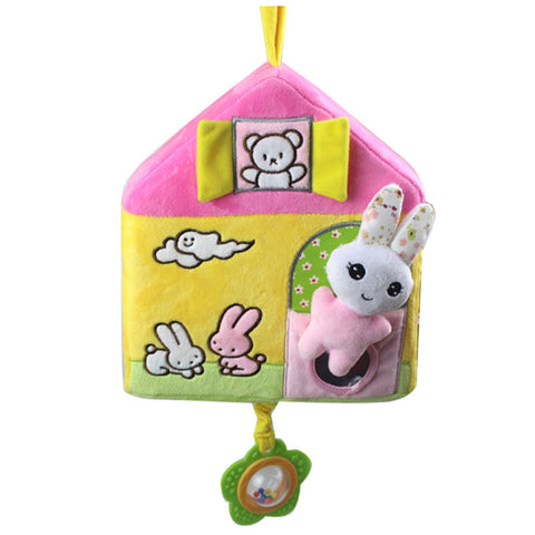 Bunny Lovely House Stroll Toy