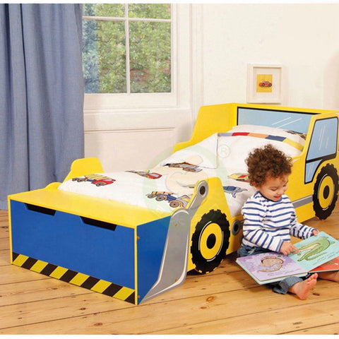 Digger Toddler Bed