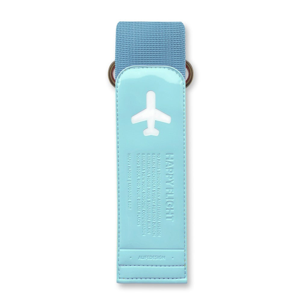 Happy Flight Luggage Strap Luggage Belt