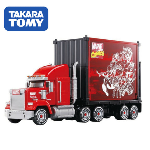 Takara Tomy Tomica Marvel Tune Mega Carry