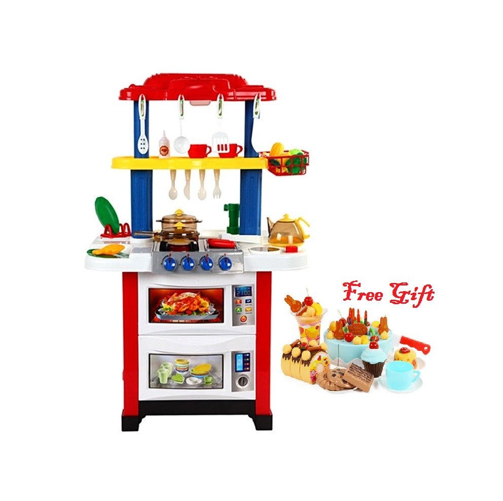 Electronic Kitchen Play Set