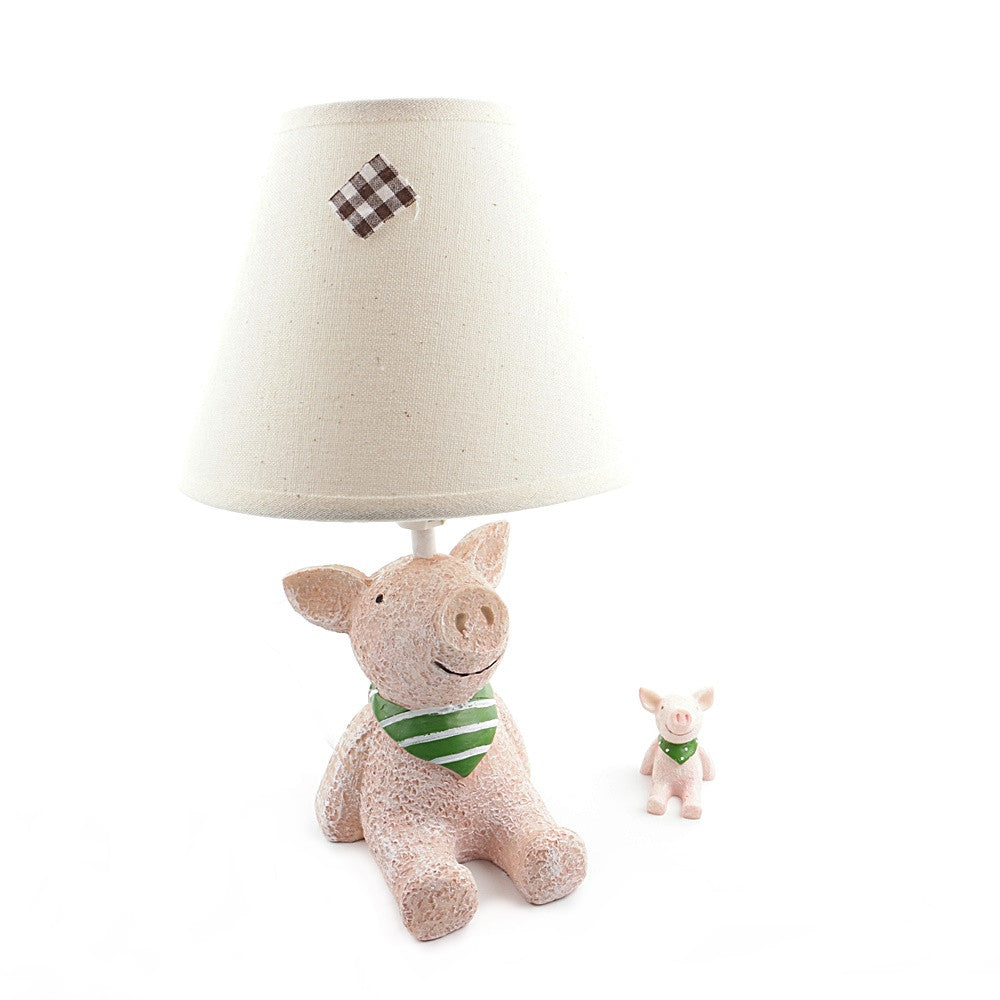 Piggy lamp *Comes with Display Item