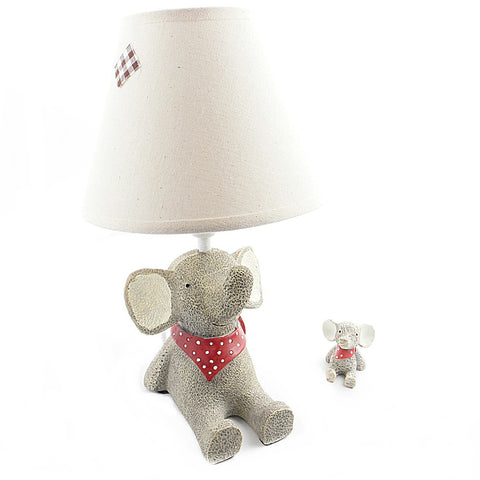 Elephant Lamp *Comes with Display Item