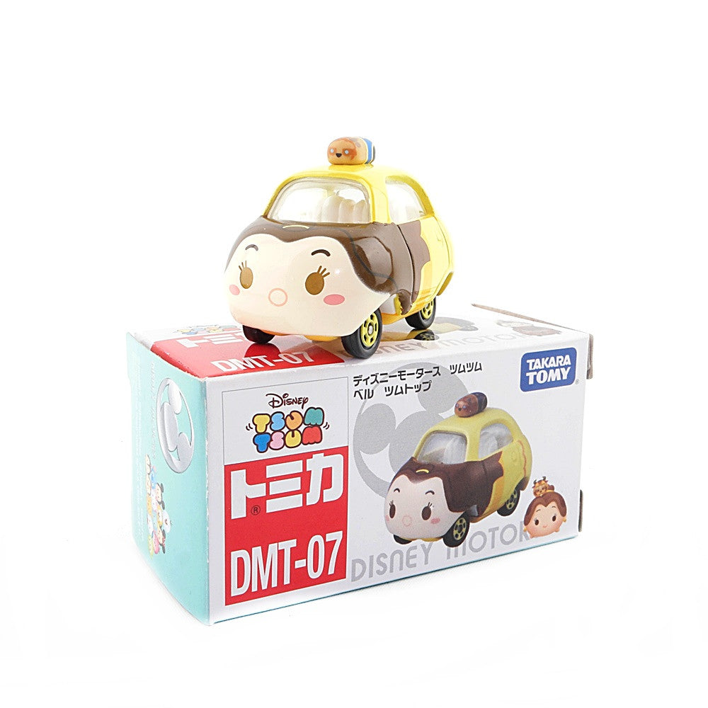 Takara Tomy Disney Motors Tsum Tsum Beauty & and the Beast Bella