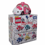 Takara Tomy Dream Tomica Hello Kitty Color Edition Set of 6