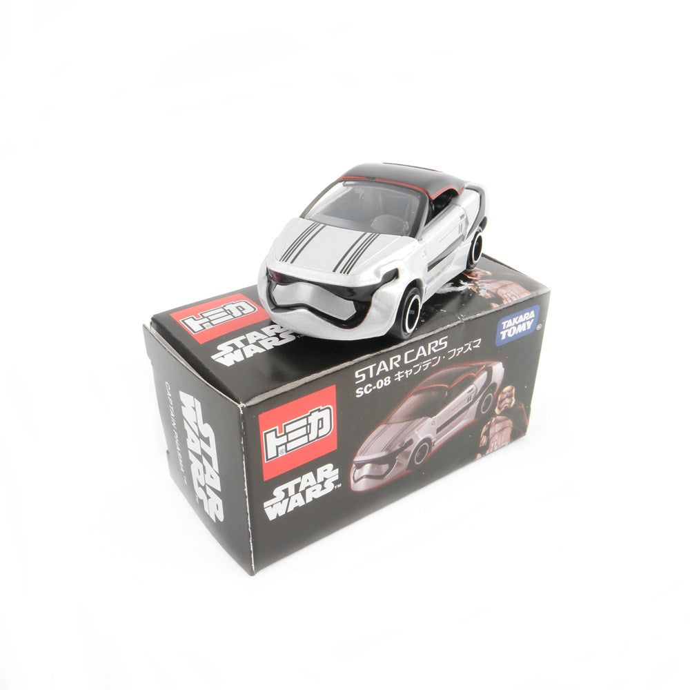 Takara Tomy Star Cars CAPTAIN PHASMA