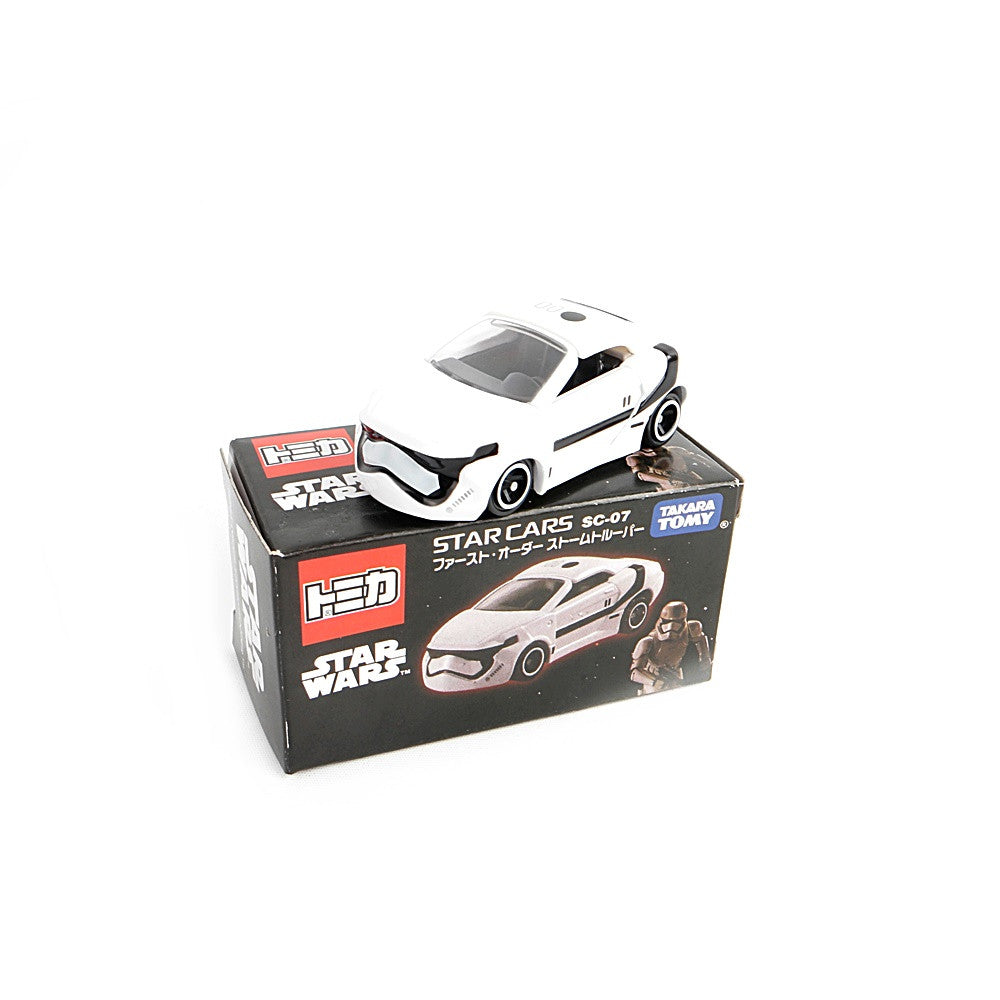 Takara Tomy Star Cars FIRST ORDER STORMTROOPER