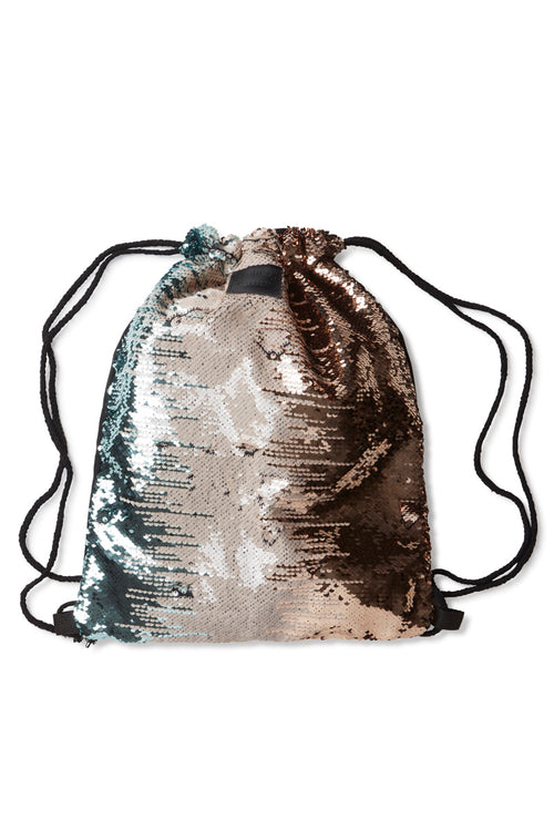 DISCO BACKPACK- תיק גב שמפניה