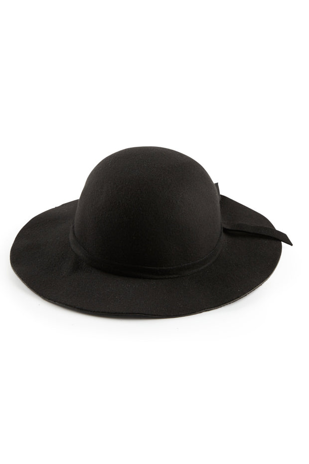big hat black