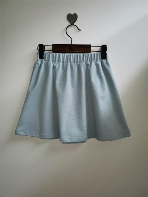 AVRIL skirt light blue