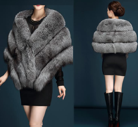 Girlie closet Winter  imitation mink fur, a touch of class