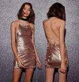 2017 Girlie Sparkly Sequins Sexy dress, idela for those night out the tiles.. Free Shipping