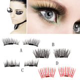 Girlie Closet Magnetic Eyelashes, reusable.