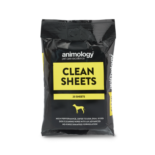Animology Clean Sheets 20 Pack