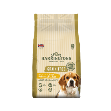 Harringtons Grain Free (1.75Kg/15Kg)