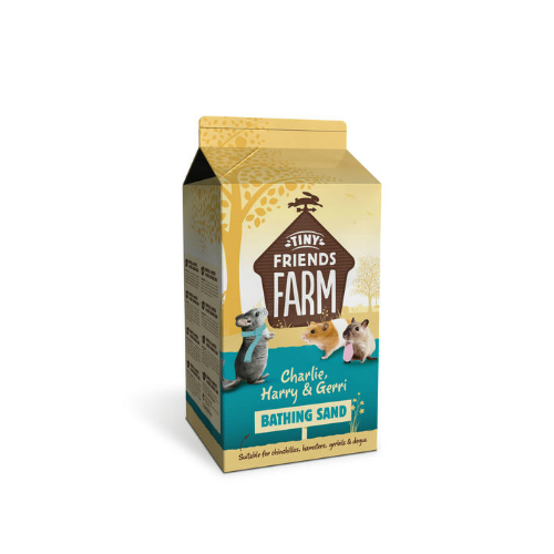 Tiny Friends Farm Bathing Sand 1.5L