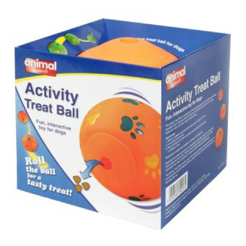 Animal Instincts Activity Treat Ball (10cm/15cm)