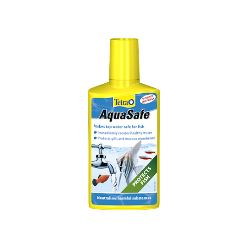 Tetra Aqua Safe Protects Fish 50ml
