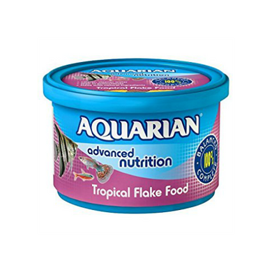 Aquarian Advanced Nutrition Tropical Flake Food (200g/50g/25g/13g)