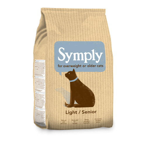 Symply Cat Adult Light/Senior 1.5Kg