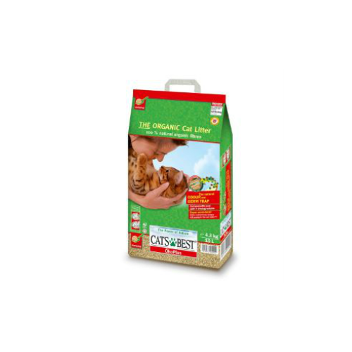 Cat's Best Okoplus Clumping Cat Litter (5L/10L/30L)