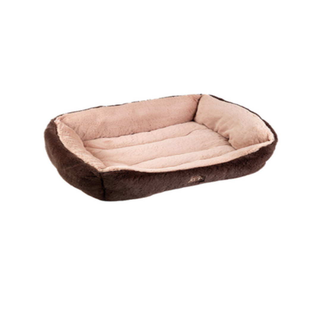 Gor Pets Dream Slumber Bed Brown (3 Sizes)