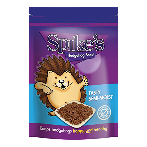Spikes Semi Moist Hedgehog Food (550g/1.3Kg)
