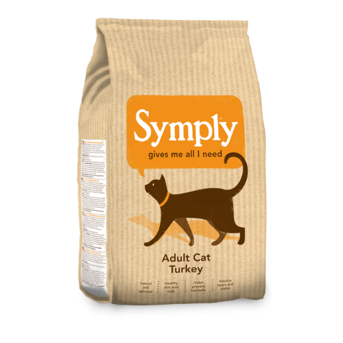 Symply Cat Adult Turkey (1.5Kg/4.5Kg)