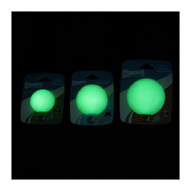 Chuckit! Max Glow Ball (Different Sizes Available)