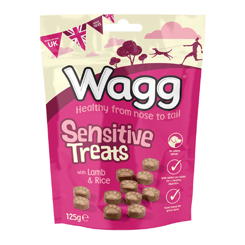 Wagg Sensitive Treats 150g
