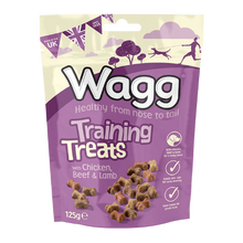 Wagg Training Treats 150g (Chicken & Cheese/Chicken, Beef & Lamb)